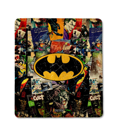 Comic Batman - Mouse Pad by Macmerise -Macmerise - India - www.superherotoystore.com