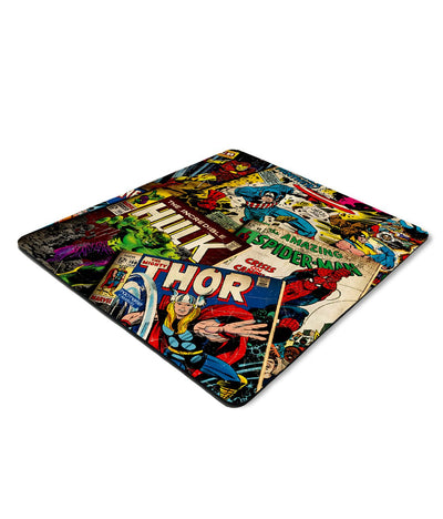 Marvel Comics Collection - Mouse Pad by Macmerise -Macmerise - India - www.superherotoystore.com