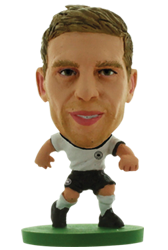 Per Mertesacker - Germany-Soccer Starz- www.superherotoystore.com-Action Figure - 1