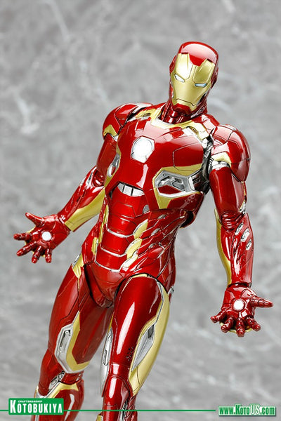 Avengers AOU: Iron Man Mark 45 1/6th Scale Figure by Kotobukiya-Kotobukiya- www.superherotoystore.com-Statue - 1