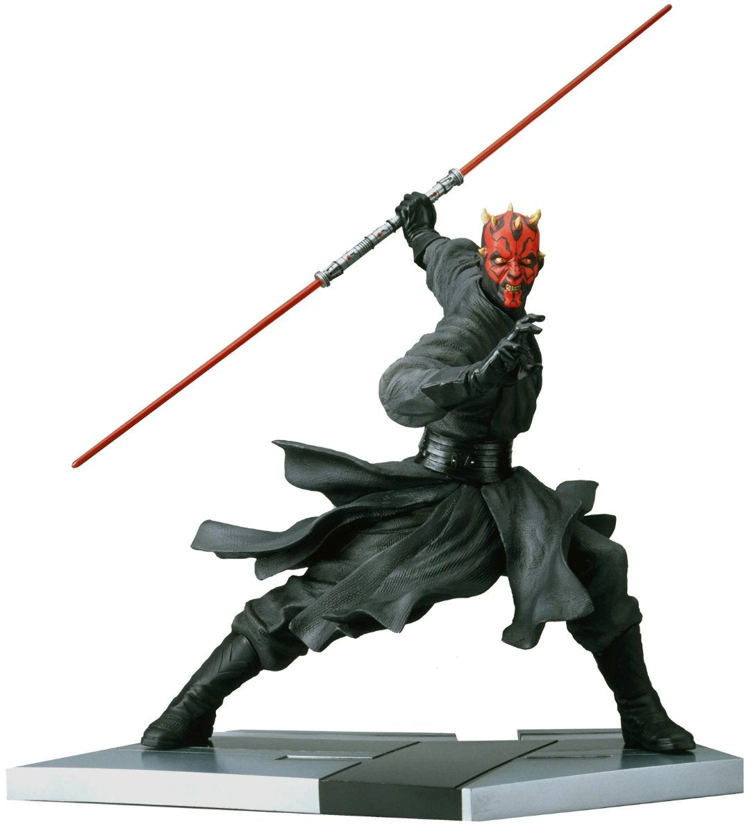 Star Wars - Darth Maul (Phantom Menace) ArtFX+ Statue-Kotobukiya- www.superherotoystore.com-Action Figure - 1