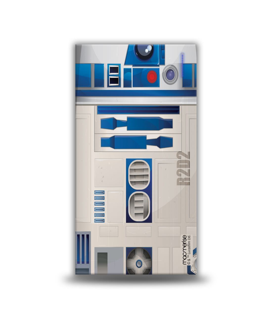 Attire R2D2 Official 4000 MAH Powerbank by Macmerise