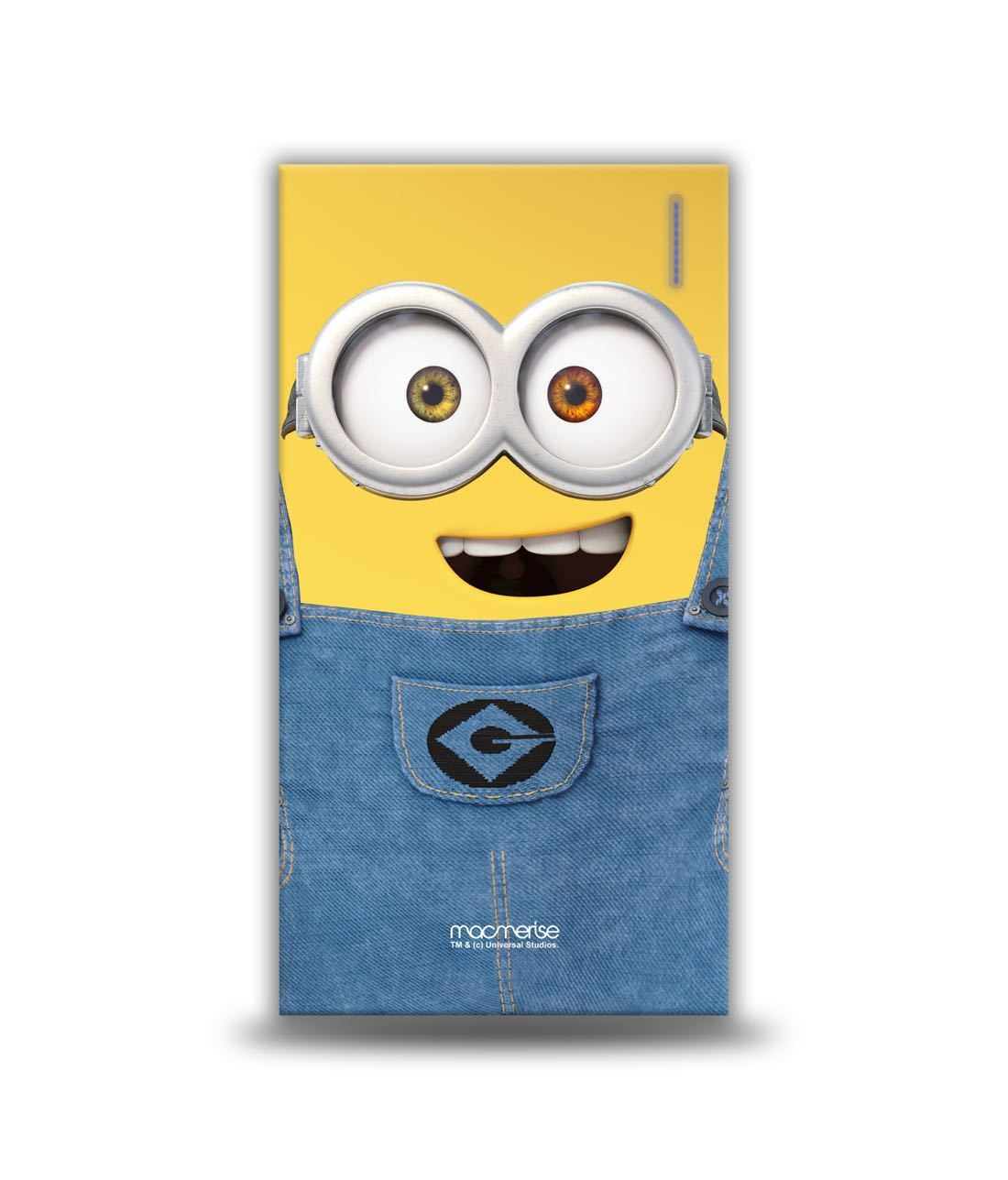 Denim Minion 4000 MAH Power Bank by Macmerise