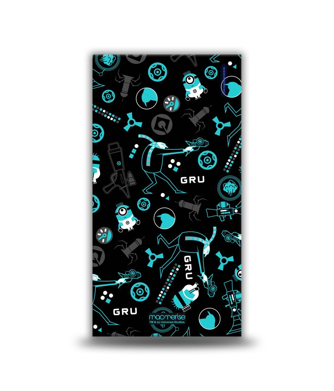 Minions Gru Mania Teal 4000 MAH Power Bank by Macmerise