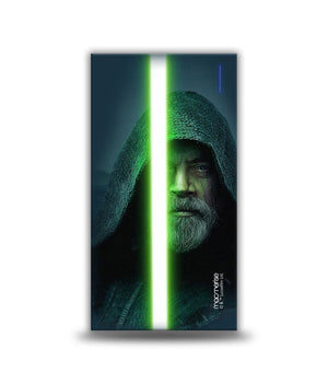 Green Light Saber 4000 MAH Universal Powerbank by Macmerise