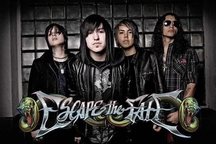 Escape the fate Maxi Poster-Superherotoystore.com- www.superherotoystore.com-Posters