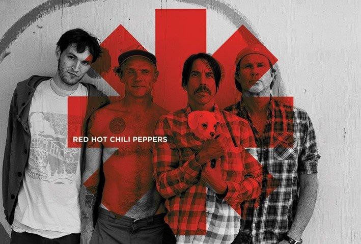 Red Hot Chilli Peppers Maxi Poster -1-Superherotoystore.com- www.superherotoystore.com-Posters