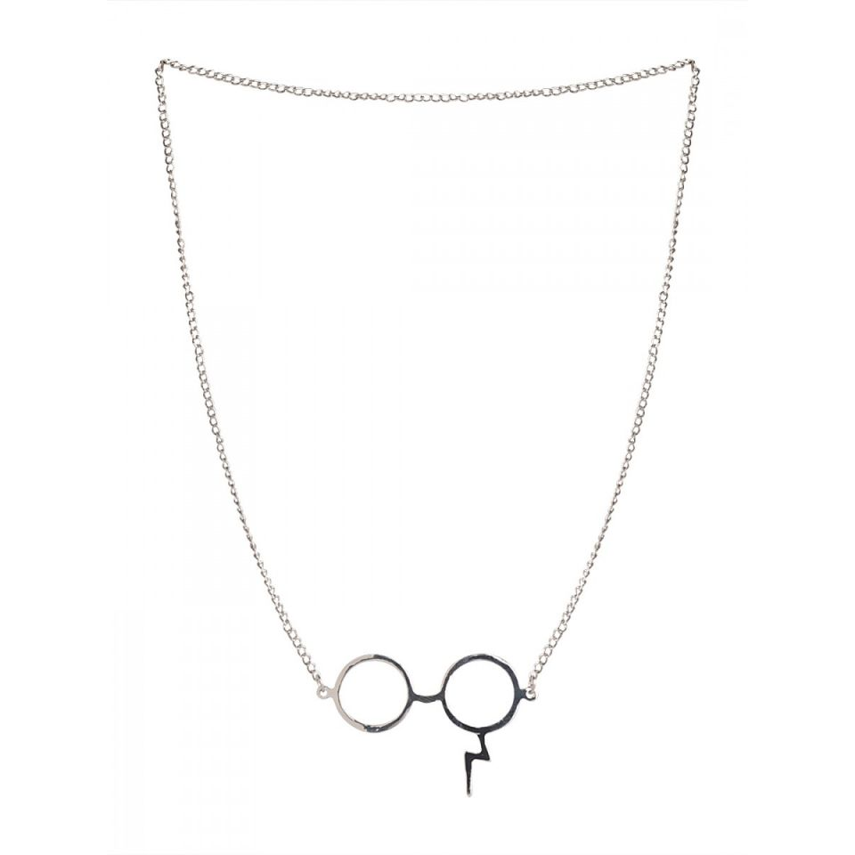Harry Potter Glasses with Scar Mark Necklace by EFG -EFG - India - www.superherotoystore.com