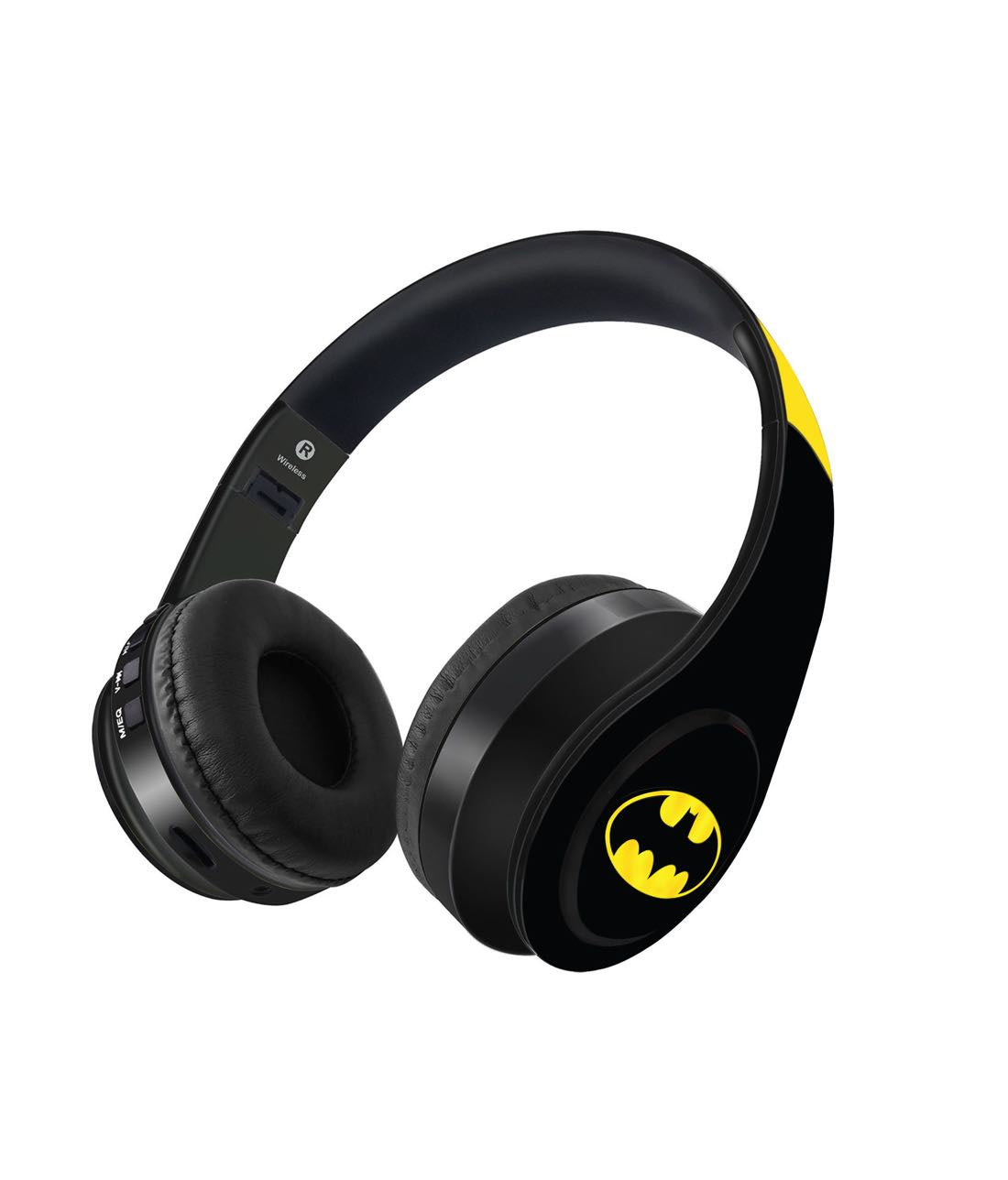 Batman Originals - Decibel Wireless On Ear Headphones -Macmerise - India - www.superherotoystore.com