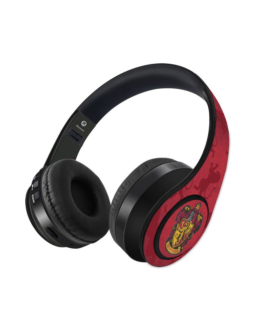 Crest Gryffindor - Decibel Wireless On Ear Headphones