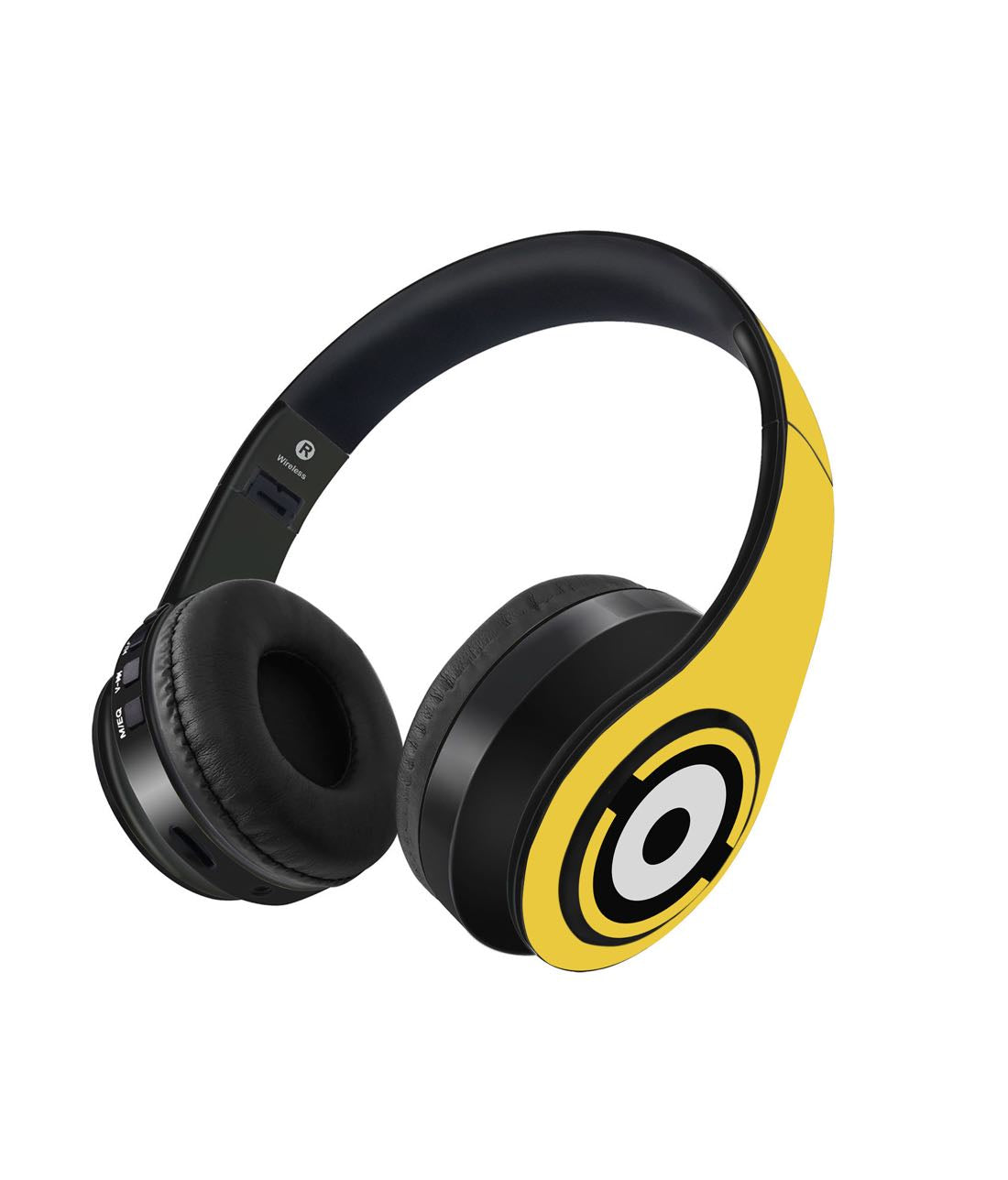 Face Focus Minions - Decibel Wireless On Ear Headphones -Macmerise - India - www.superherotoystore.com