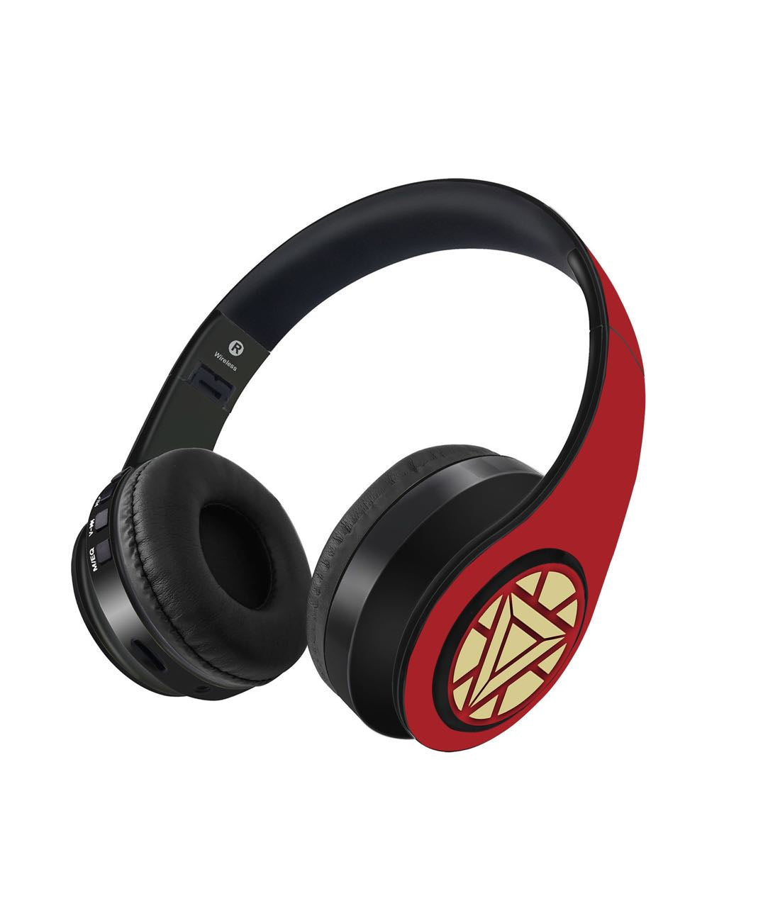 Ironman Arc Reactor - Decibel Wireless On Ear Headphones