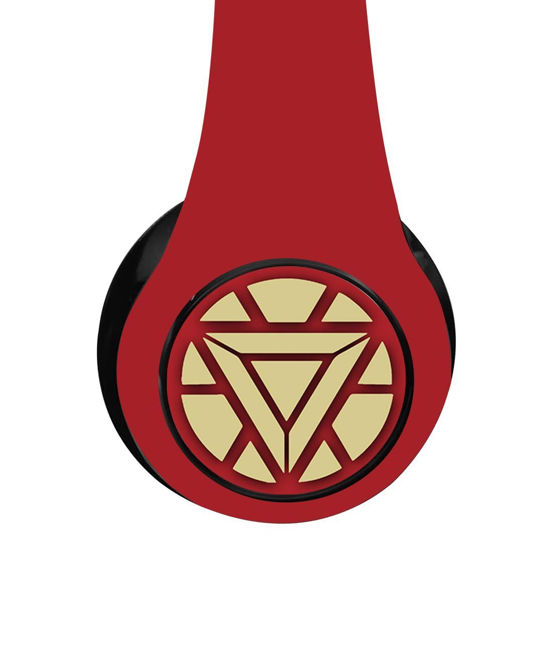 Iron Man Arc Reactor Bluetooth Headphones now available at