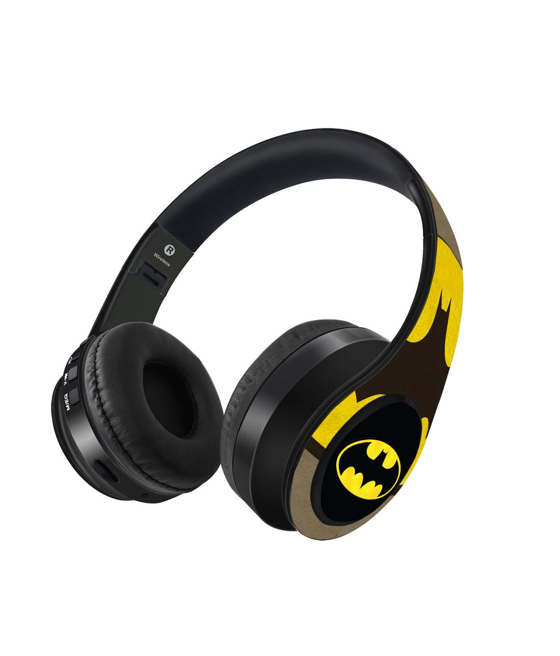 Overload Batman - Decibel Wireless On Ear Headphones -Macmerise - India - www.superherotoystore.com