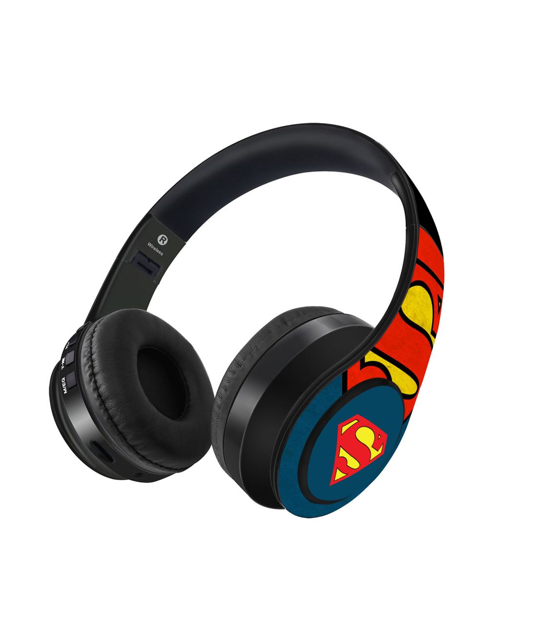Overload Superman Wireless Headphones -Macmerise - India - www.superherotoystore.com