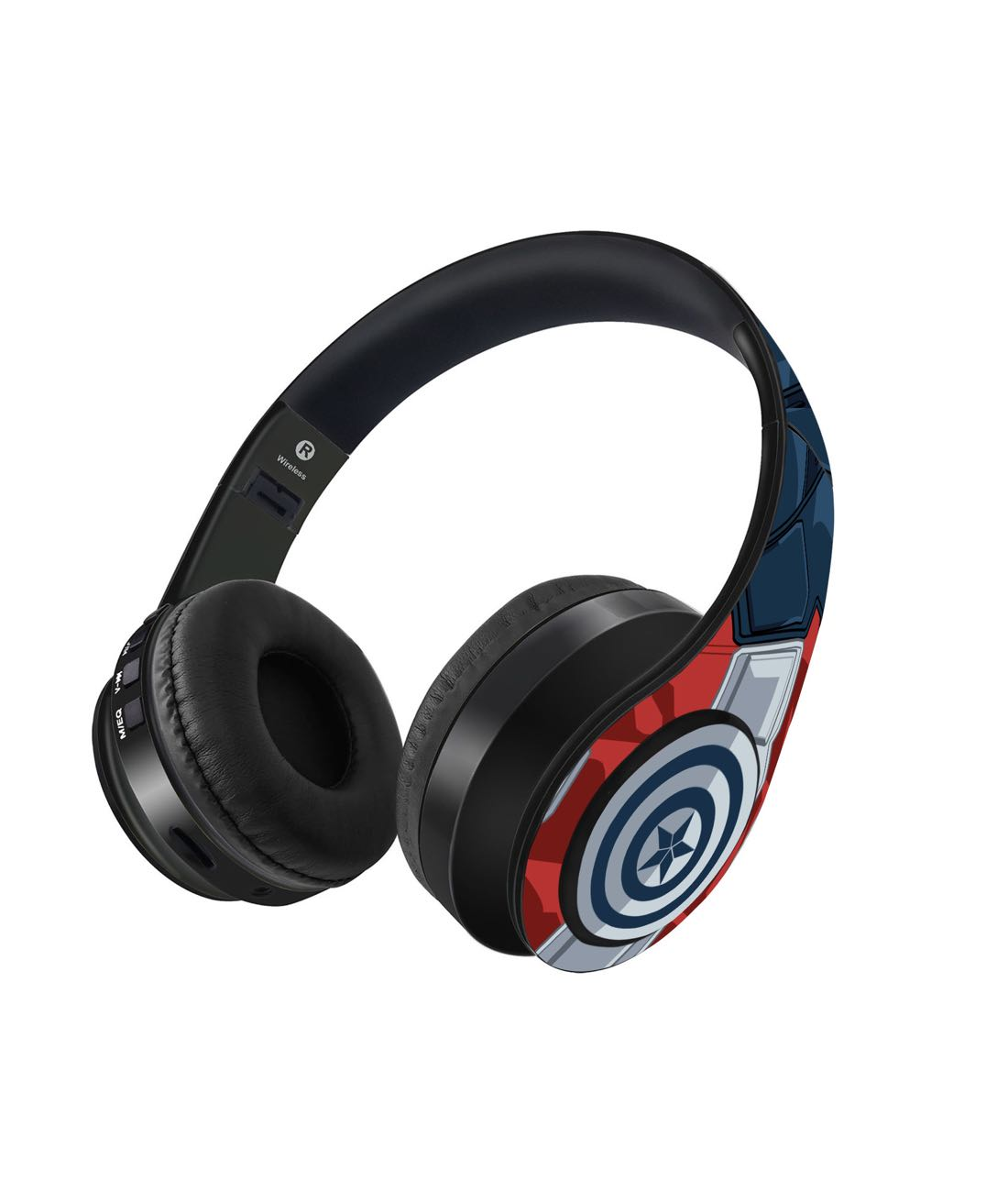 Suit up Captain - Decibel Wireless On Ear Headphones -Macmerise - India - www.superherotoystore.com