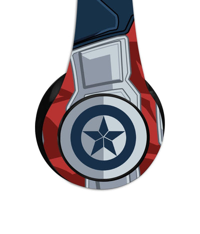Suit up Captain - Decibel Wireless On Ear Headphones