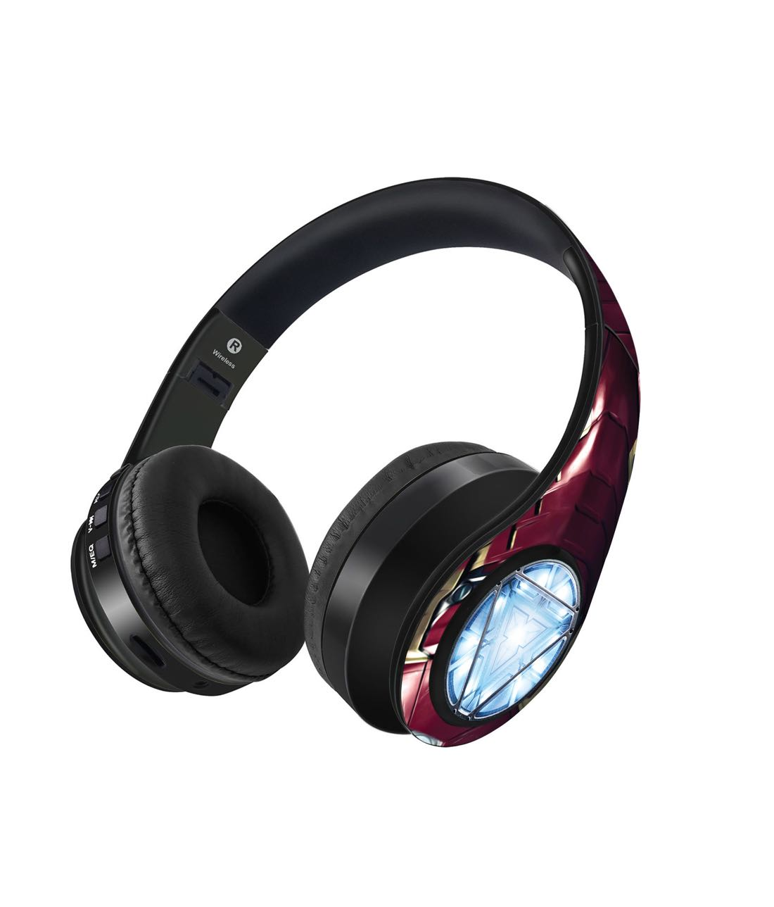 Suit up Ironman - Decibel Wireless On Ear Headphones