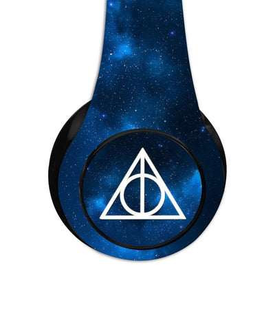 The Deathly Hallows - Decibel Wireless On Ear Headphones -Macmerise - India - www.superherotoystore.com