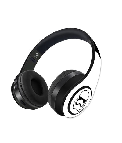 Star Wars Trooper Art - Decibel Wireless On Ear Headphones -Macmerise - India - www.superherotoystore.com
