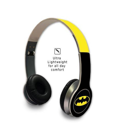 Batman Originals - Wave Wired On Ear Headphones