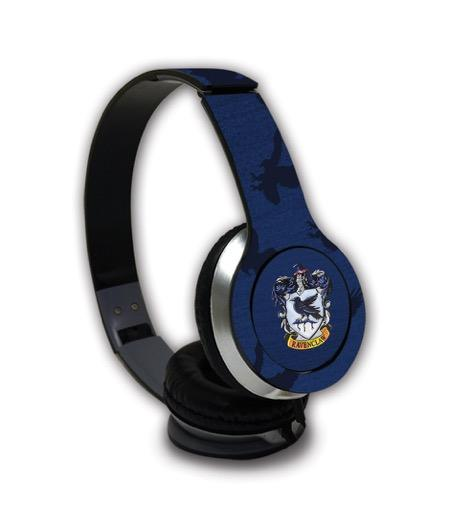 Harry Potter Crest Ravenclaw - Wave Wired On Ear Headphones