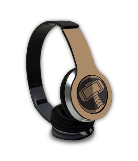 Iconic Thor - Wave Wired On Ear Headphones -Macmerise - India - www.superherotoystore.com