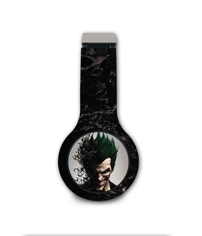 Joker Withers - Wave Wired On Ear Headphones -Macmerise - India - www.superherotoystore.com