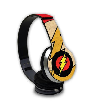 Overload Flash - Wave Wired On Ear Headphones