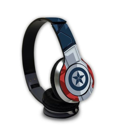 Suit up Captain - Wave Wired On Ear Headphones -Macmerise - India - www.superherotoystore.com