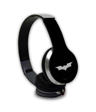 The Dark Knight - Wave Wired On Ear Headphones -Macmerise - India - www.superherotoystore.com