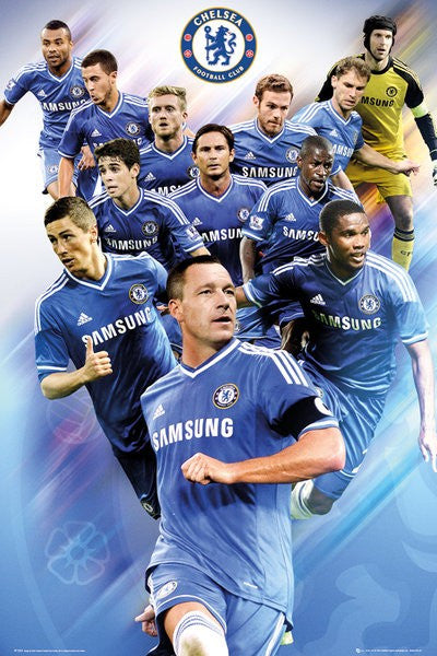 Chelsea Players -Superherotoystore.com - India - www.superherotoystore.com