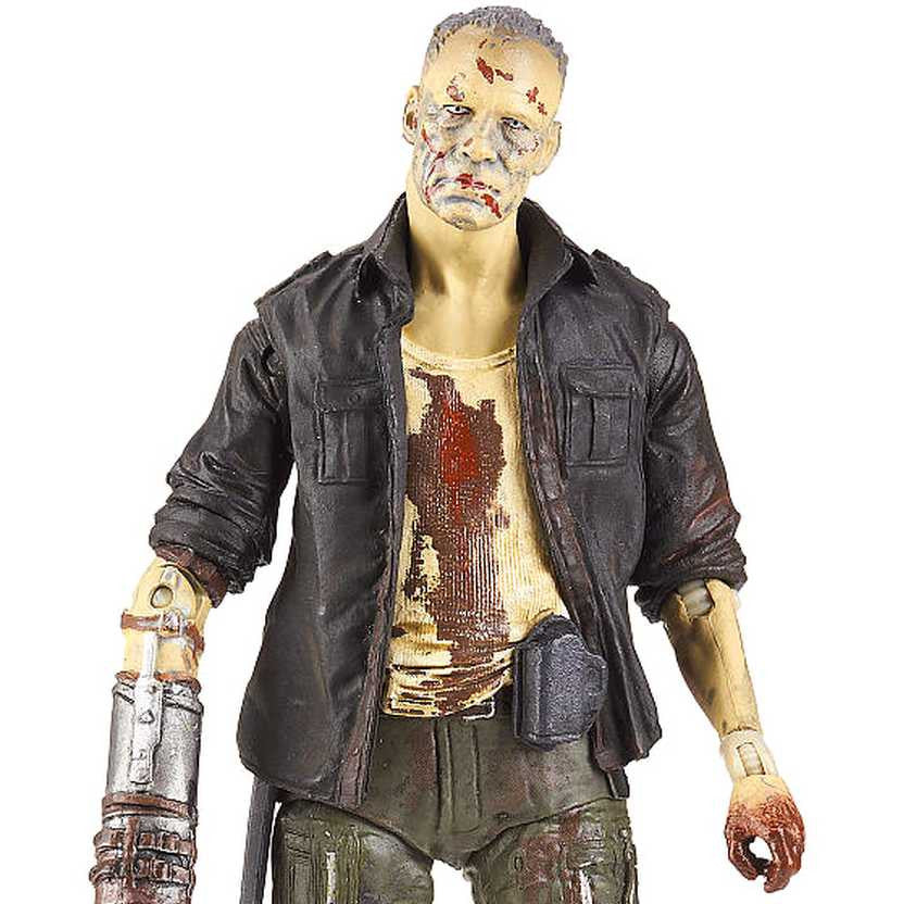 The Walking Dead Series 5 - Merle Walker-McFarlane Toys- www.superherotoystore.com-Action Figure - 3