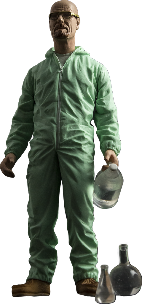 Breaking bad - Action Figure Figure Walter White 15 cm-Mezco Toys- www.superherotoystore.com-Action Figure - 1