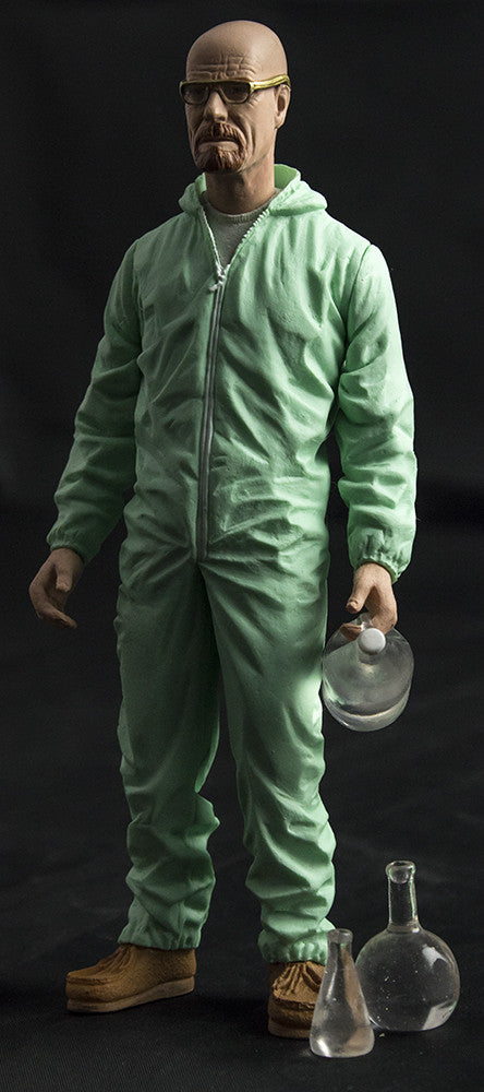 Breaking bad - Action Figure Figure Walter White 15 cm-Mezco Toys- www.superherotoystore.com-Action Figure - 2