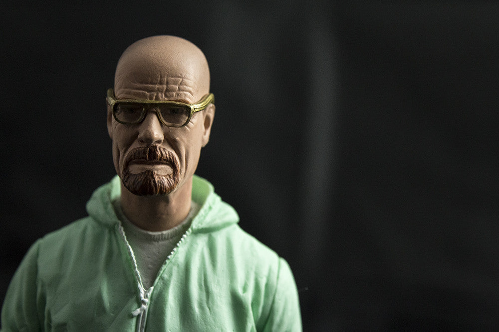 Breaking bad - Action Figure Figure Walter White 15 cm-Mezco Toys- www.superherotoystore.com-Action Figure - 3