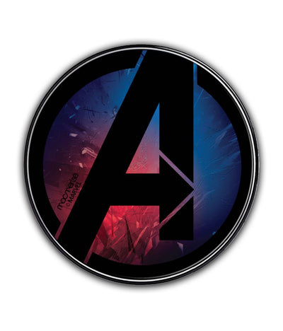 A For Avengers Wireless Charger by Macmerise -Macmerise - India - www.superherotoystore.com