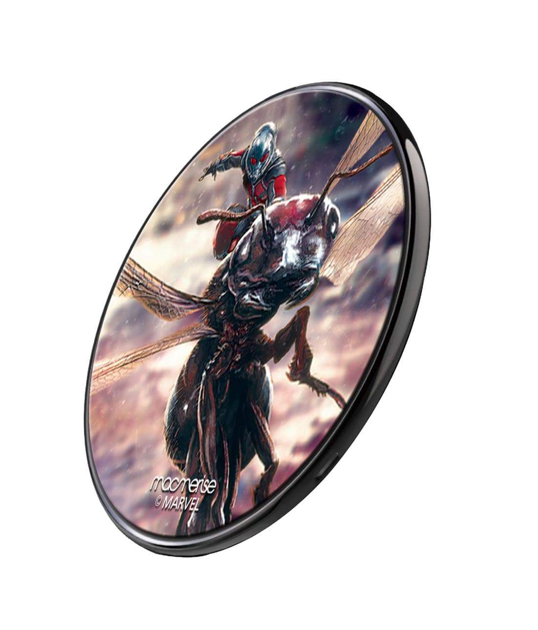 Ant-Man crusade Wireless Charger by Macmerise