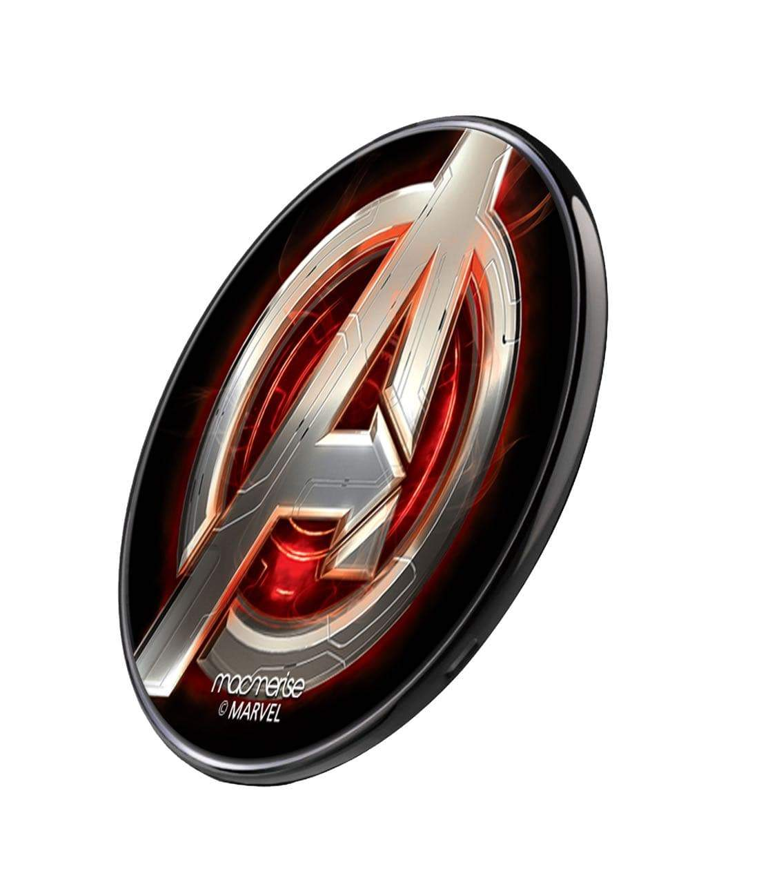 Avengers Version 2 Wireless Charger by Macmerise -Macmerise - India - www.superherotoystore.com
