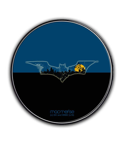 Batmans Gotham Wireless Charger by Macmerise -Macmerise - India - www.superherotoystore.com
