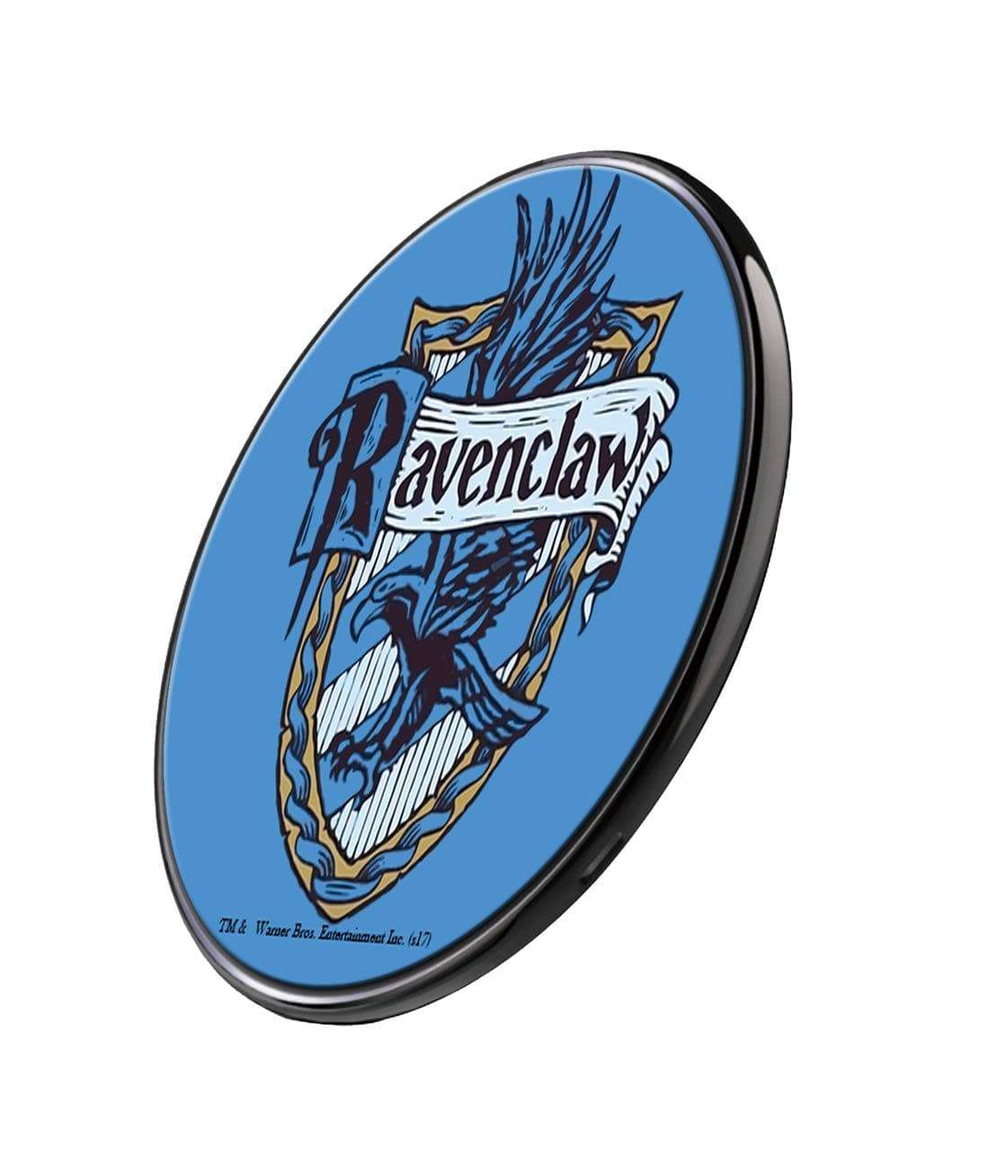 Crest Ravenclaw Wireless Charger by Macmerise -Macmerise - India - www.superherotoystore.com