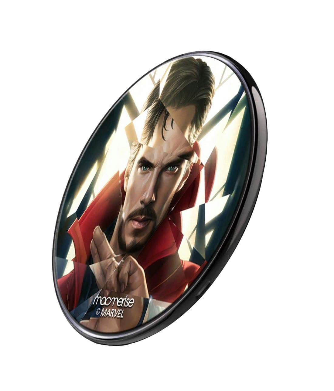 Doctor Strange Geometric Wireless Charger by Macmerise -Macmerise - India - www.superherotoystore.com