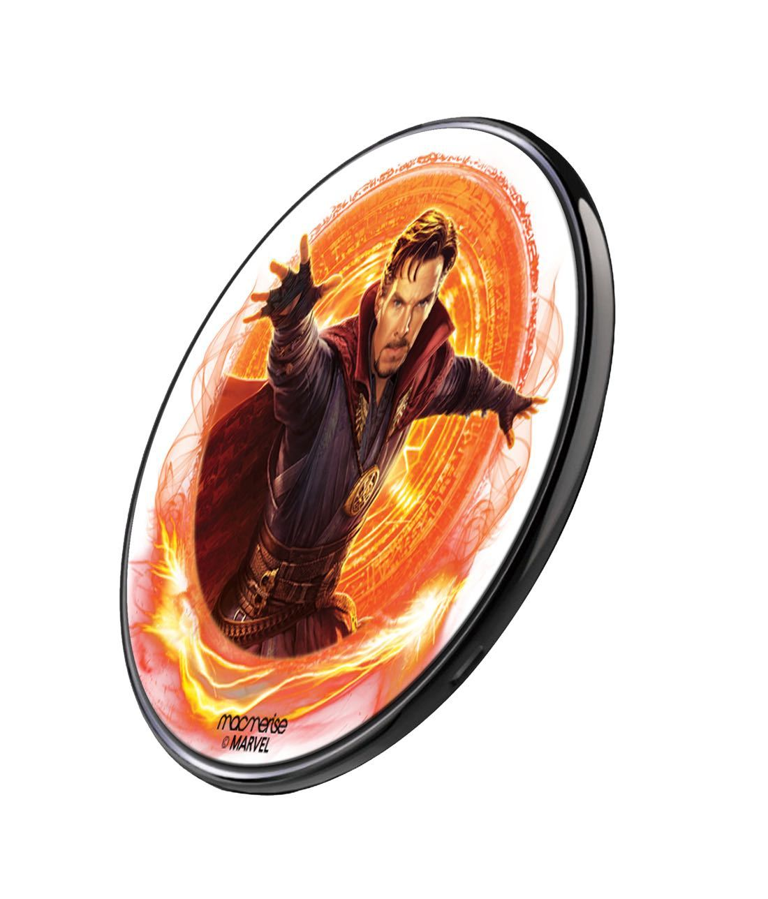 Doctor Strange Spell  Wireless Charger by Macmerise