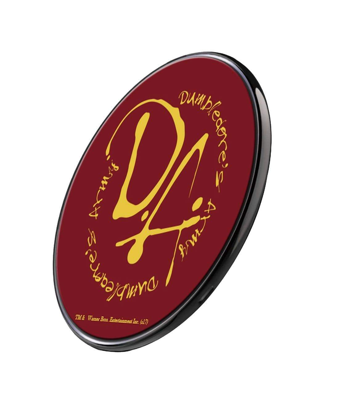 Dumbledores Army Wireless Charger by Macmerise -Macmerise - India - www.superherotoystore.com