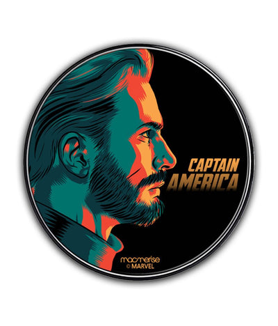 Illuminated Captain America Wireless Charger by Macmerise -Macmerise - India - www.superherotoystore.com