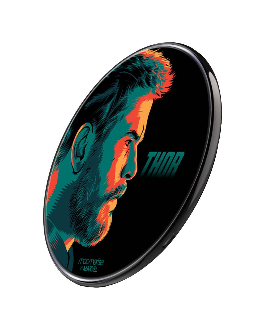 Illuminated Thor Wireless Charger by Macmerise -Macmerise - India - www.superherotoystore.com