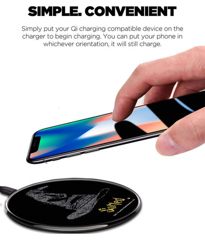 Sorting Hat Wireless Charger by Macmerise -Macmerise - India - www.superherotoystore.com