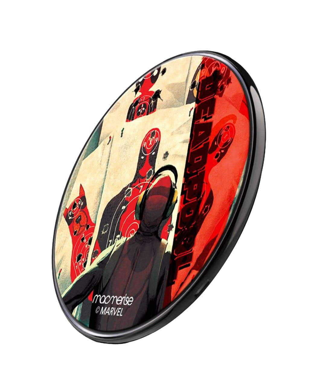 Target Deadpool Wireless Charger by Macmerise -Macmerise - India - www.superherotoystore.com