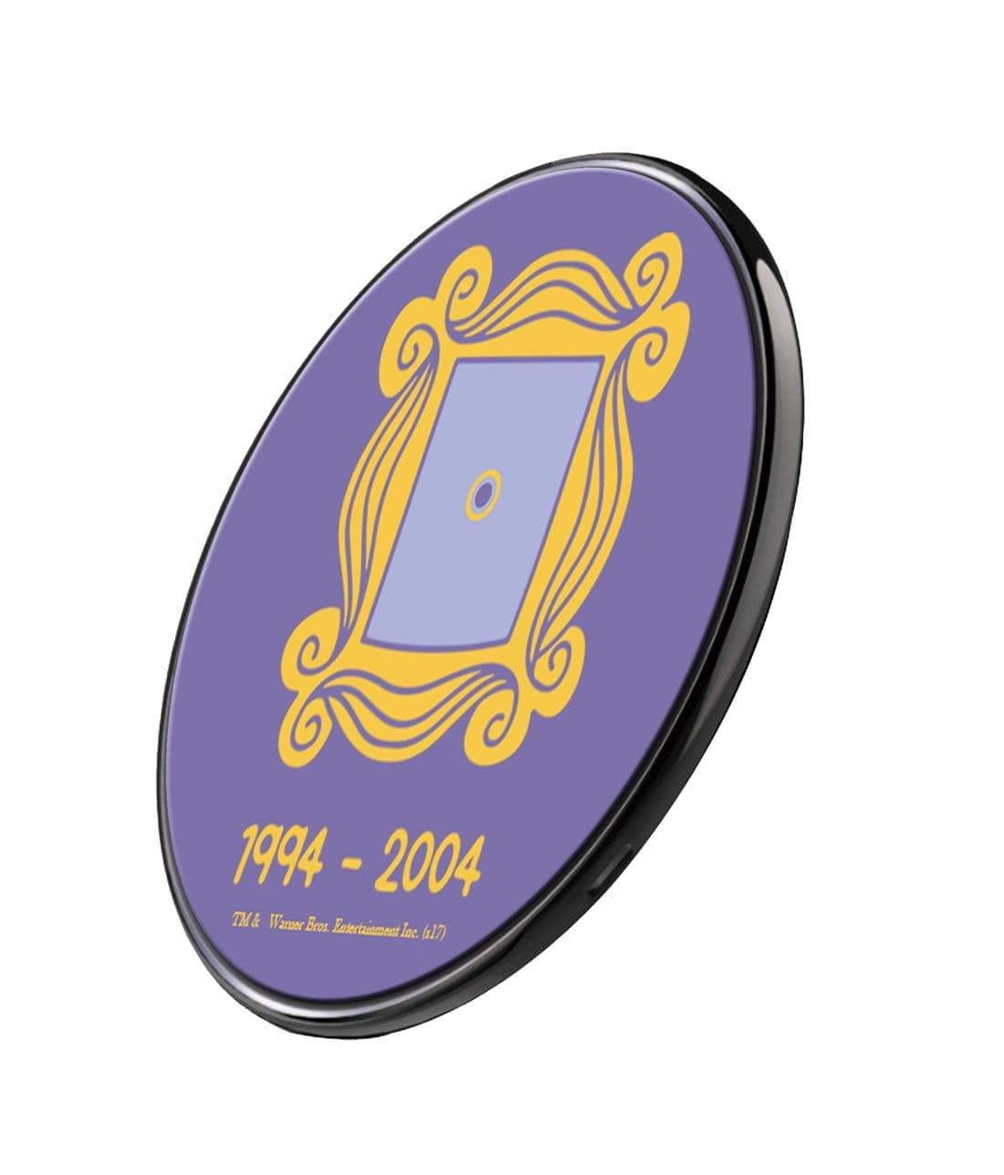 The Purple Door Wireless Charger by Macmerise