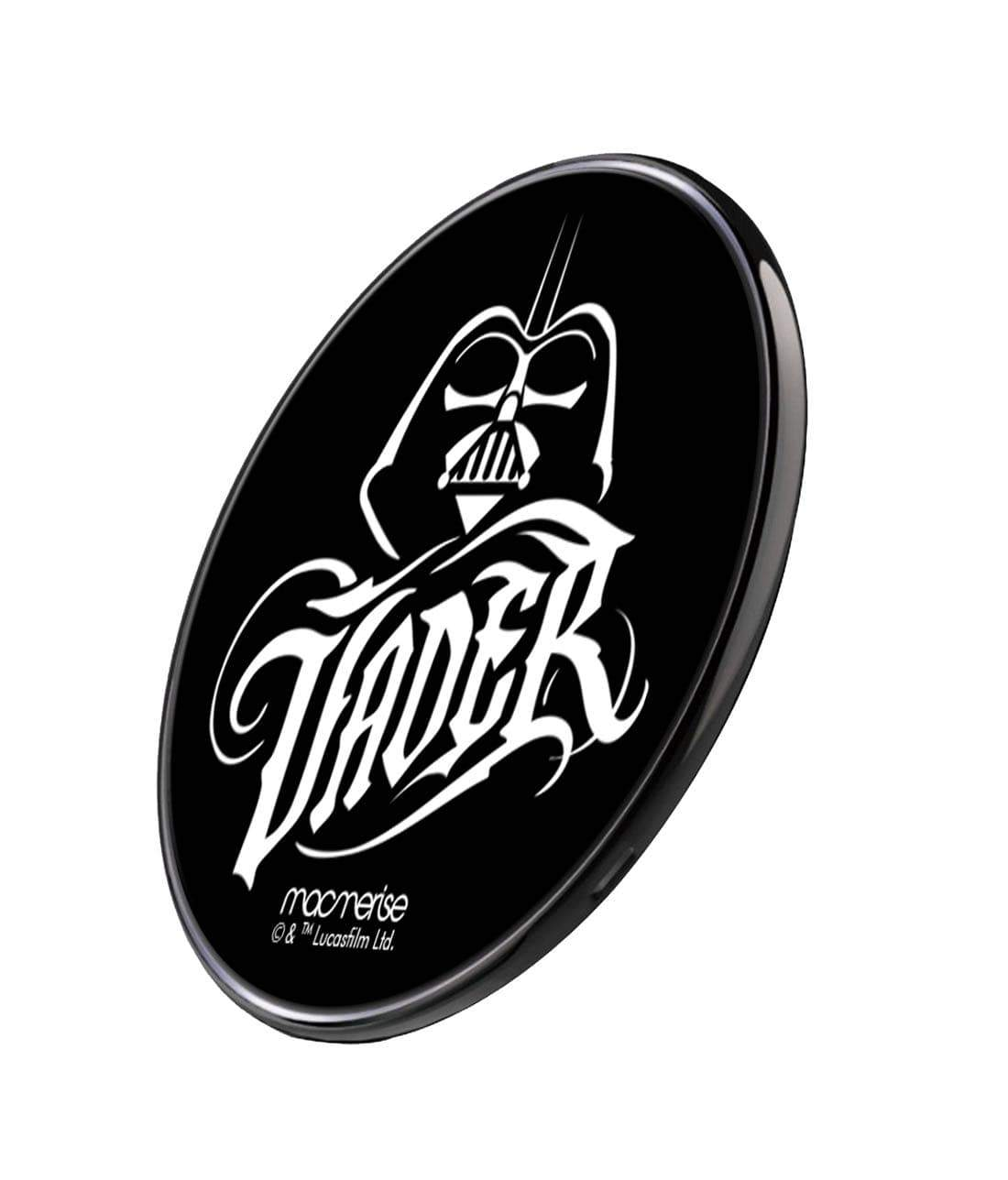 Vader Art Wireless Charger by Macmerise